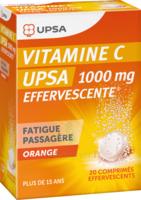 VITAMINE C UPSA EFFERVESCENTE 1000 mg, comprimé effervescent à Mérignac