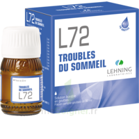 Lehning L72 Solution buvable en gouttes 1Fl/30ml à Mérignac